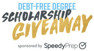 Debt Free Degree Scholarship Giveaway